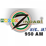 Logo da emissora Radio WCTM Zindagi 950 AM