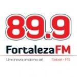 Logo da emissora Rádio Fortaleza 89.9 FM