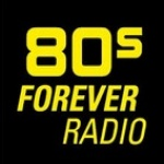 Logo da emissora 80s Forever - We Keep The 80s Alive