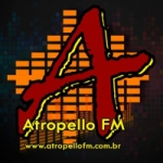 Logo da emissora Atropello FM