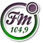 Logo da emissora Rádio Menino Deus 104.9 FM