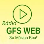 Logo da emissora Rádio GFS Web