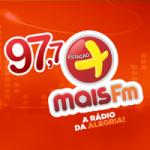 Logo da emissora Rádio Mais 97.7 FM