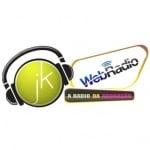 Logo da emissora Web Rádio JK