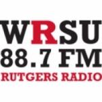 Logo da emissora WRSU 88.7 FM