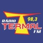 Logo da emissora Rádio Termal 98.3 FM