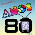 Logo da emissora Ativa Web Rádio