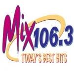 Logo da emissora WGER 106.3 FM Mix