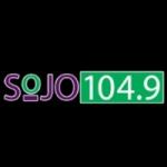Logo da emissora WSJO 104.9 FM