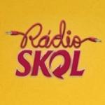 Logo da emissora Rádio Skol Beats