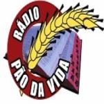 Logo da emissora Rádio Pão da Vida