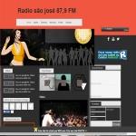 Logo da emissora Web Rádio São José