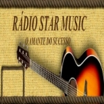 Logo da emissora Rádio Web Star Music