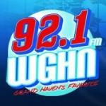 Logo da emissora WGHN 92.1 FM