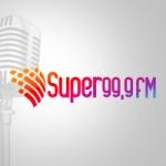 Logo da emissora Rádio Super 99.9 FM