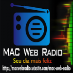Logo da emissora Mac Web Rádio