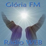 Logo da emissora Glória FM Web Rádio