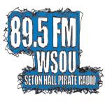 Logo da emissora WSOU 89.5 FM