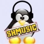 Logo da emissora SH Music