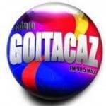 Logo da emissora Rádio Goitacaz 98.5 FM