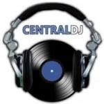 Logo da emissora Central DJ