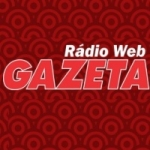 Logo da emissora Rádio Gazeta Web