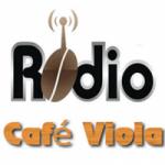 Logo da emissora Rádio Café Mix
