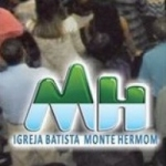 Logo da emissora Rádio Batista Monte Hermon