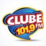 Logo da emissora Rádio Clube 101.9 FM