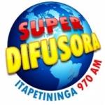 Logo da emissora Rádio Super Difusora 970 AM