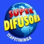 Logo da emissora Rádio Super Difusora 94.5 FM
