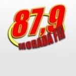 Logo da emissora Rádio Morada 87.9 FM