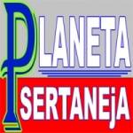 Logo da emissora Rádio Planeta Sertaneja