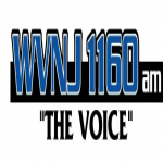 Logo da emissora WVNJ 1160 AM