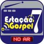 Logo da emissora Rádio Estação Gospel 7