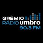 Logo da emissora Rádio Grêmio Umbro 90.3 FM