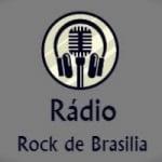 Logo da emissora Rádio Rock de Brasília