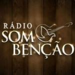 Logo da emissora Rádio Som Bênção