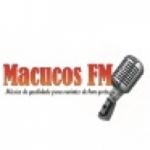 Logo da emissora Macucos FM