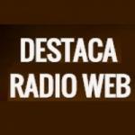 Logo da emissora Destaca Web Rádio