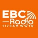 Logo da emissora WWTR EBC 1170 AM