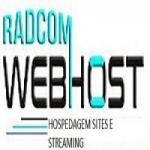 Logo da emissora Radcom Webrádio
