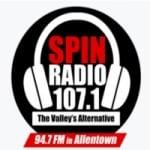 Logo da emissora WWYY 107.1 FM