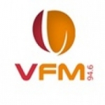 Logo da emissora Radio VFM 94.6 FM