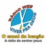 Logo da emissora Web Rádio Viver Pra Deus