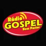 Logo da emissora Rádio Gospel Bom Pastor