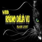 Logo da emissora Déjà Vu - Flash Light