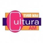 Logo da emissora Radio Cultura 1140 AM