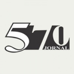 Logo da emissora Rádio Jornal 570 AM