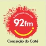 Logo da emissora Rádio 92.1 FM Coité